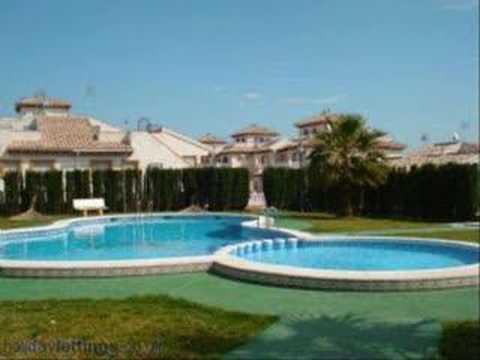 Spanish House Swap