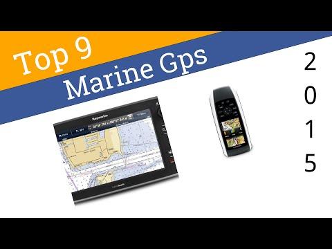 9 Best Marine GPS 2015
