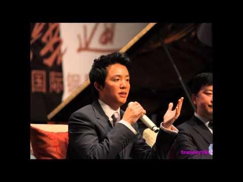 """YUNDI LI plays Beethoven Sonata No.14 Op.27 No. 2""""Moonlight"""""""