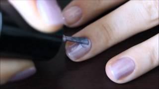 Как аккуратно нанести лак на ногти.(SUBSCRIBE/ Подписаться на канал - http://www.youtube.com/KrcNatalja Данное видео поможет Вам аккуратно наносить лак для ногтей., 2012-12-13T17:11:05.000Z)
