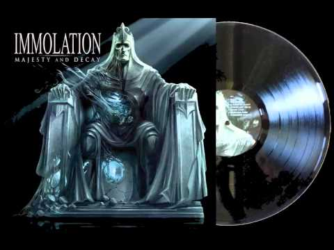 Immolation - Majesty And Decay (Full Album/VinylRip)