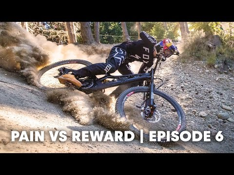 MTB INJURIES: The head | Pain vs Reward E6