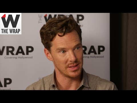 Benedict Cumberbatch On Why There Are No Sex Scenes In 'The Imitation Game'