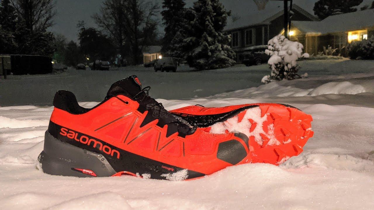 Salomon Speedcross 4 GTX Trail Shoes