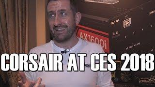 Corsair at CES 2018