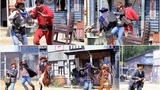 Safari World : Hollywood Cowboy Stunt Show (Bangkok - Thailand)