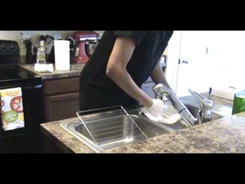 NYC Clean Team Training Video Section 1: Kitchen