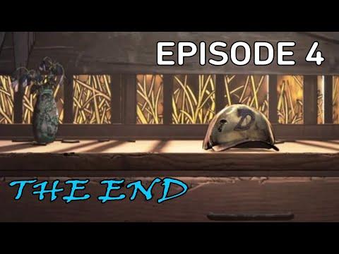 The end | The walking dead the final season episode 4 Ending