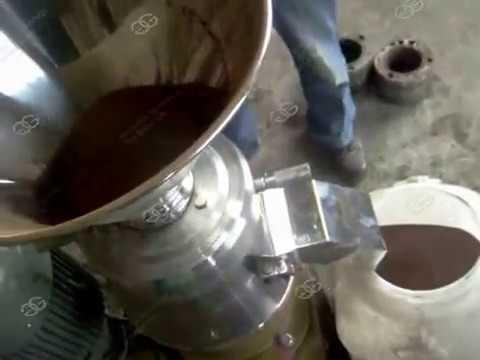Peanut Butter Making Machine Sold to Zimbabwe