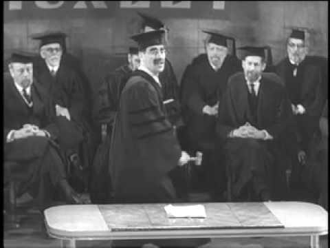 Groucho Marx - I'm Against It