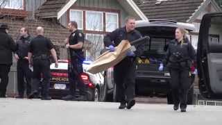 Port Moody Assault Police Recover Weapon Fernway Dr B.C. Canada