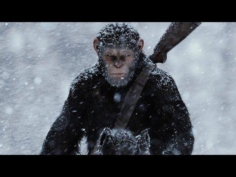 【猩球崛起3 : 終極決戰】首支預告片《中文字幕》