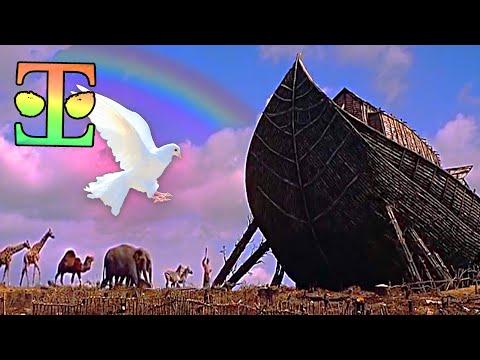 Noah's Ark Flood Story | Rare Accurate Version | Best KJV Bible Movie