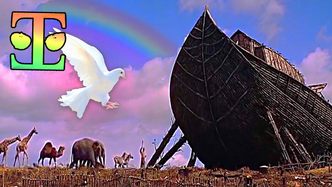 Noah's Ark Flood Story - Rare Accurate KJV Bible Movie ...