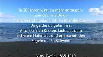 Seefahrt Gedichte Sprüche Zitate Weisheiten Youtube