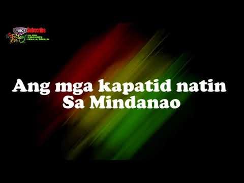 Mindanao   Freddie Aguilar  Lyrics  Cover by  NAIRUD SA WABAD