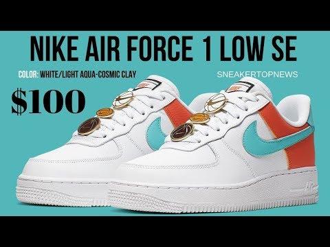 Nike Basketball Lace Locks Adorn This Upcoming Air Force 1