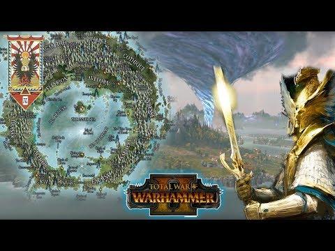 Ulthuan: High Elf Realms & Factions   Total War: Warhammer 2