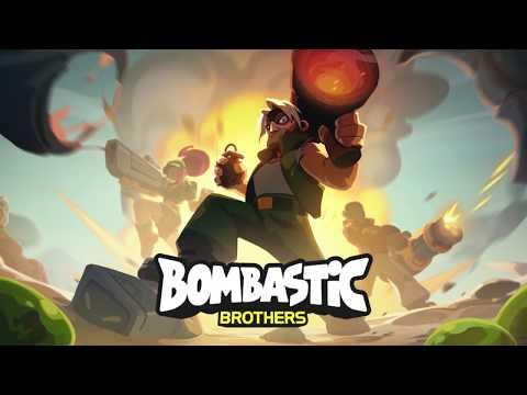 Bombastic Brothers: atirador