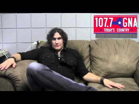 Joe Nichols Talks About His Ginormous ....?!?