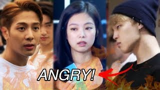 Download lagu KPOP IDOLS GETTING ANGRY (BTS, BLACKPINK, TWICE AND MORE...) | PART ONE |