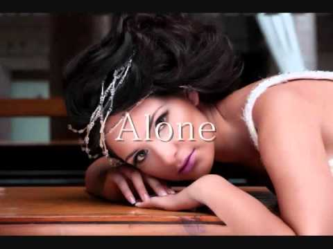 Alone Celine Dione Lyrics On Screen!