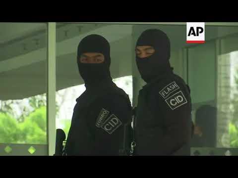 Malaysian doctor testifies at Kim Jong Nam murder trial