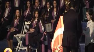 AREL Koleji Lise Mezuniyet 2010 - 2011