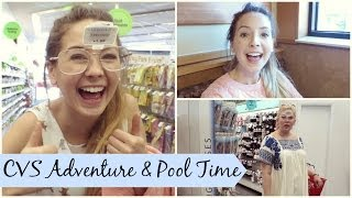 CVS Adventure & Pool Time   Florida Day Two