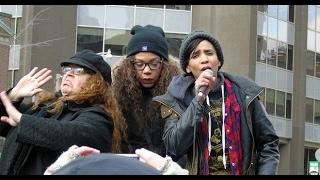 Yusra Khogali's speech at Toronto protest 04 02 2017