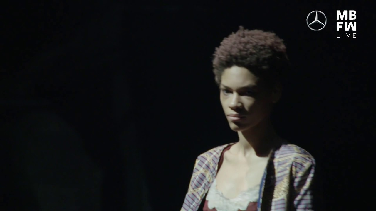 LOOKS BY WOLFAGANG JOOP live @MBFW.berlin AW 20/21
