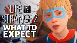 Life Is Strange 2: What We Can Learn From The Awesome Adventures Of Captain Spirit