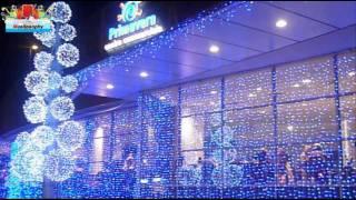 Centro commerciale Primavera Roma : MediaWord : video Natale