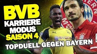 Bundesliga TOPSPIEL Gegen FC Bayern München ♕ FIFA 17 Karrieremodus BVB Road To FIFA 18 #6