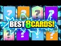 THESE ARE THE BEST 8 CARDS IN CLASH ROYALE!!.. IN ONE DECK!!