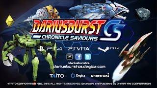 Dariusburst CS Trailer