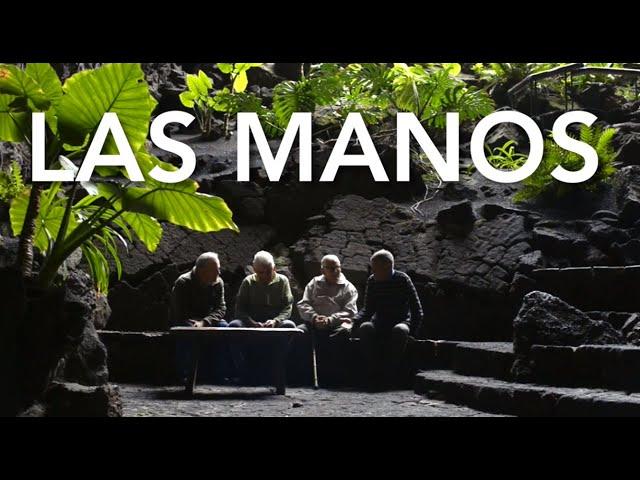 Tráiler de Las Manos, película sobre la creación de CACT Lanzarote