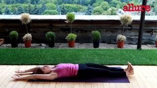Эффективные упражнения для талии и пресса: видеоурок