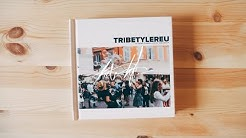 A Crowd Funded Coffee Table Book | TRIBETYLER