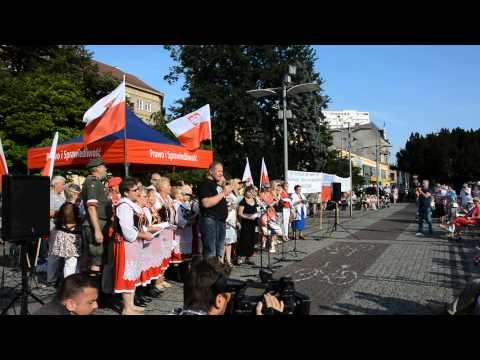 Patriotyczny Szczecin: Pieśń - Jak długo w sercach naszych