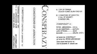 Conspirazy (Dnk) - Cry of Terror