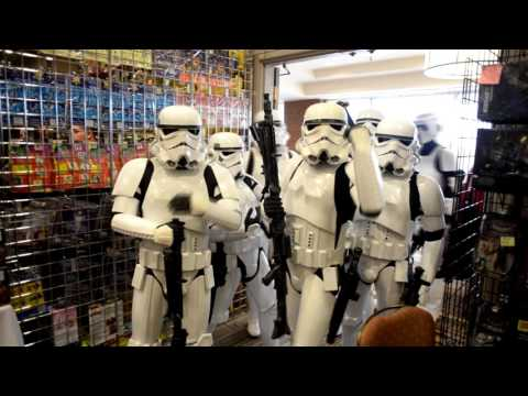 501st at the Ontario Collector Con