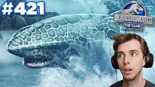 So, We changed something!! || Jurassic World - The Game - Ep421 HD