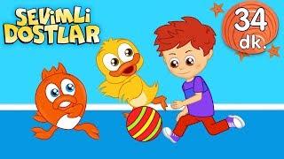 Afacan Çocuk şarkısı  Sevimli Dostlar Bebek Şarkıları  Adisebaba TV Kids Songs and Nursery Rhymes