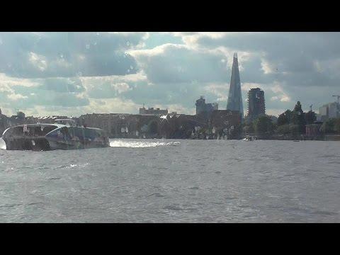 City Cruises - Greenwich To Tower Millennium Pier On Board City Gamma