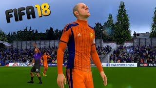 FIFA 18 with The Crew!