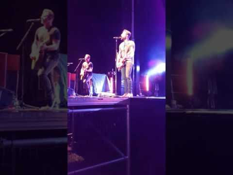 Old Dominion//Still writing songs about you//LIVE @ Ramble Jam 9-16-16