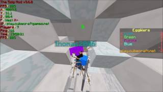 #224 Cubecraft Hacker Eggwars thomas2006 [Anti-KB] [BANNED]