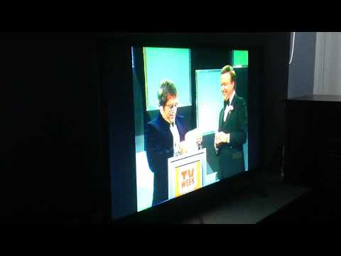 Logie awards ernie sigley shortest thank you