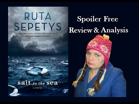 Salt to the Sea *book review & analysis*